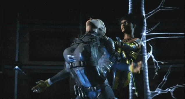 Tanya Pops Into Mortal Kombat X Tomorrow
