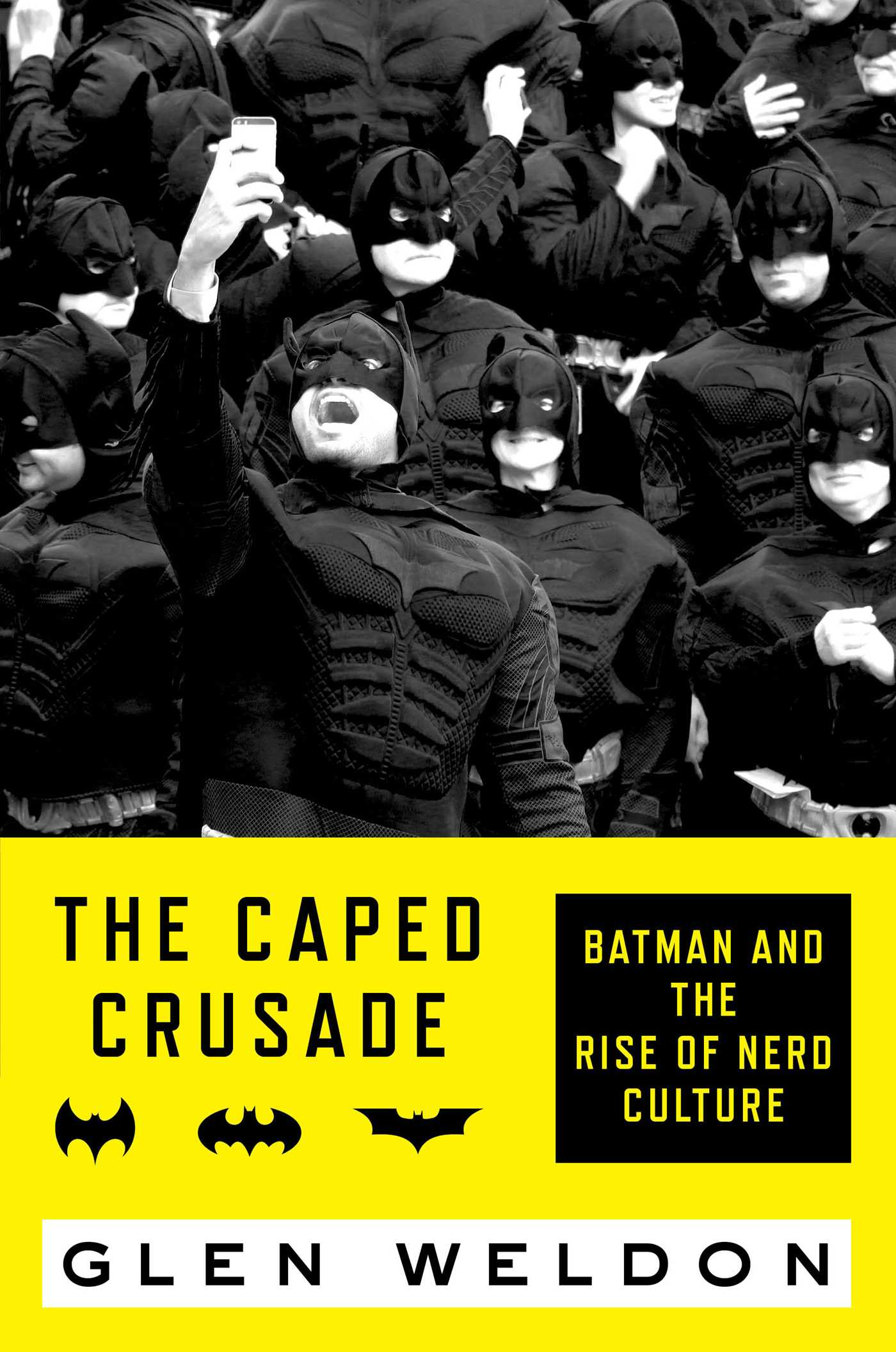 The Caped Crusade Takes an In Depth Look At The Batman and What He Says About Us
