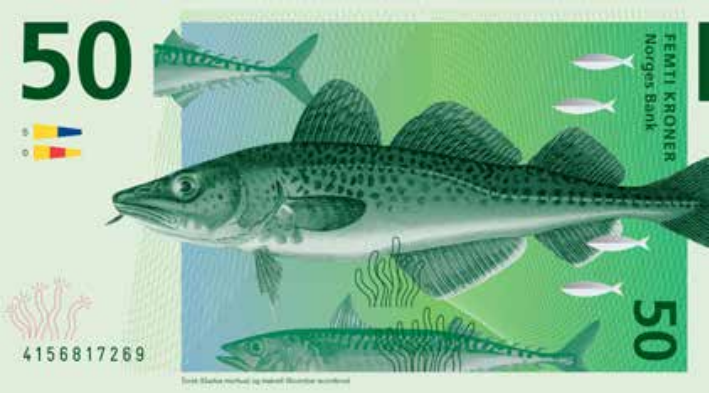 The Designs Norway Rejected For Its New Banknotes Are Amazing