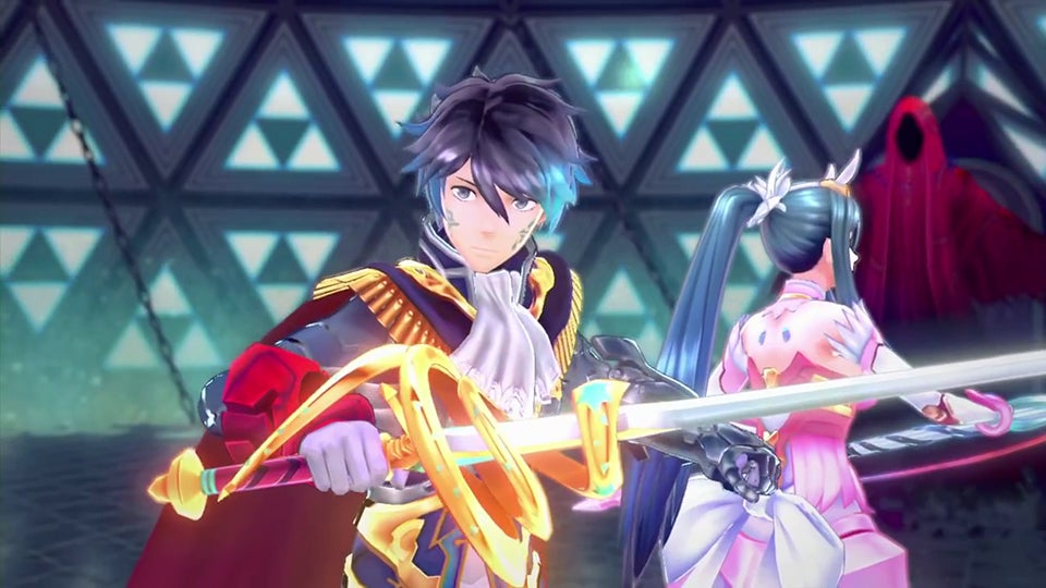 Shin Megami Tensei X Fire Emblem: The Kotaku Import Preview