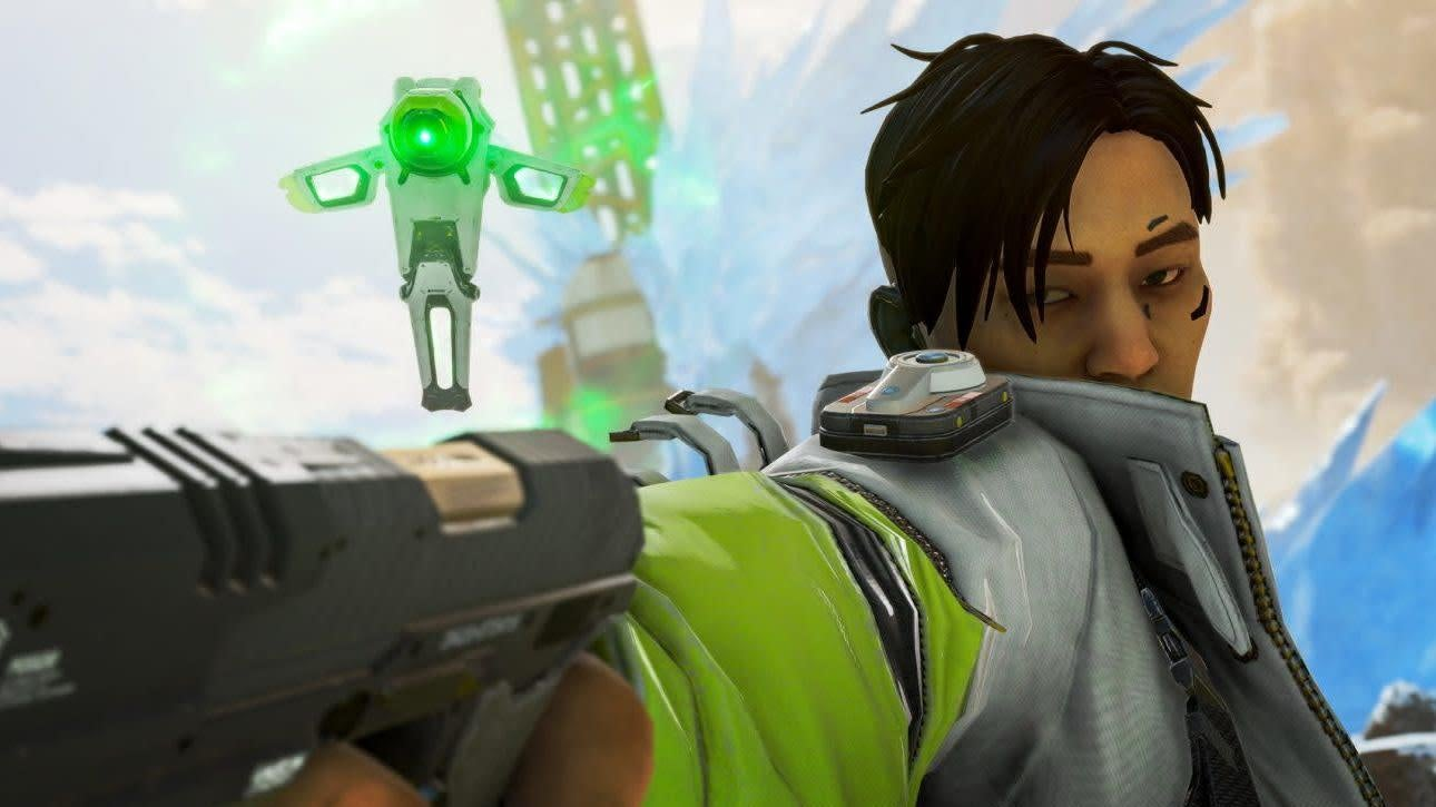 Apex Legends Challenge Rewards Players For Thanking Others
