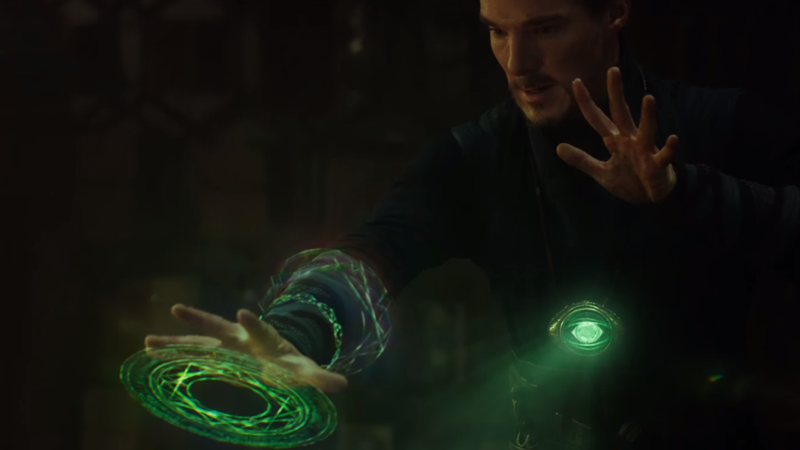 A Fan Found An UndiscoveredDoctor Strange Easter Egg At The Perfect Time