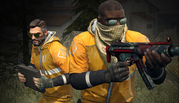 Counter-Strike's Battle Royale Is Small, Fast, And Confusing