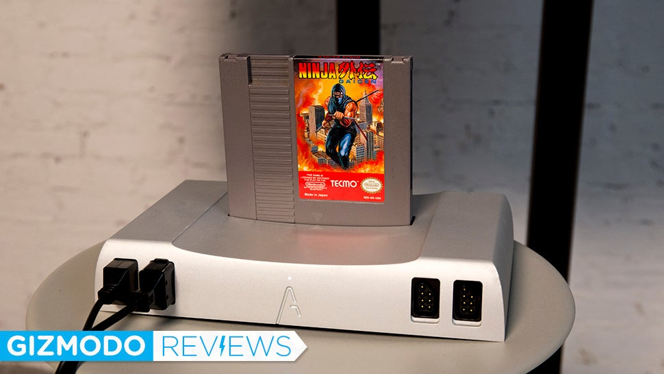 NES Analogue Nt Review: It Ruined My Childhood