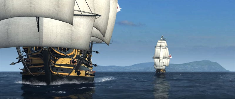 Turns Out PC Gamers Really Want To Play Games With Sailing Ships