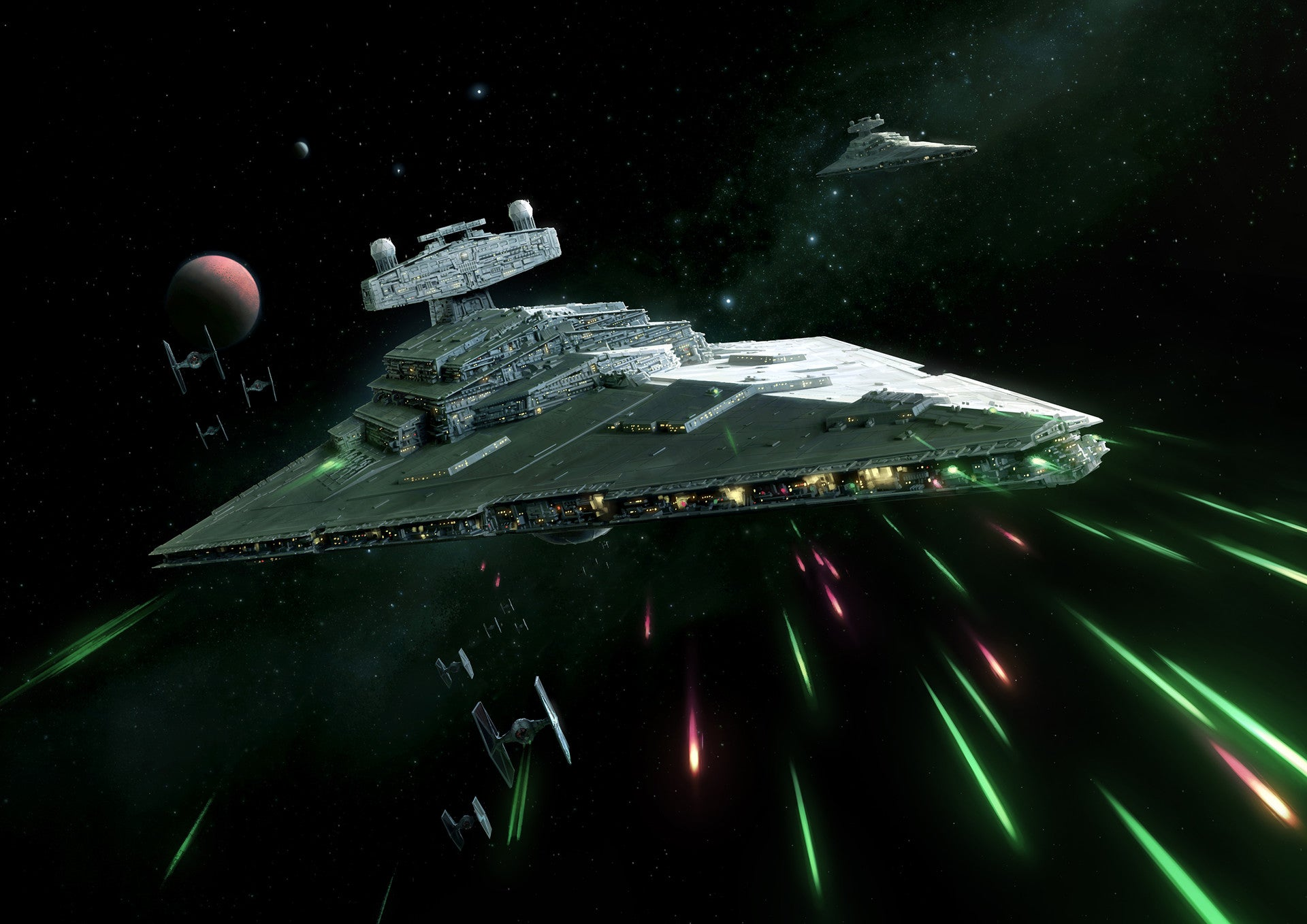 Star Wars Space Battle Has No Chill | Kotaku Australia