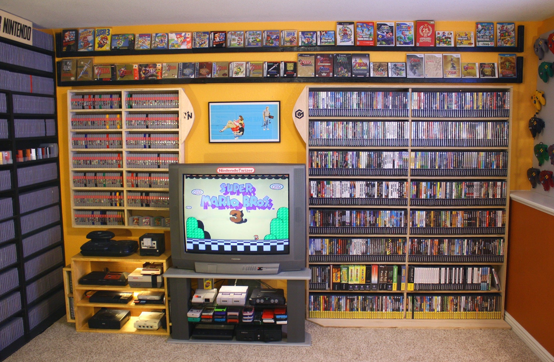 One Guy Is Trying to Sell More Video Games Than You've Ever Seen