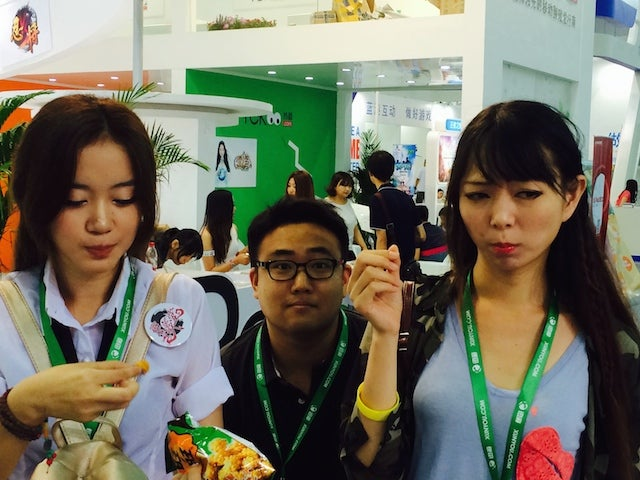 A Guide To China's Biggest Game Convention... Through Selfies