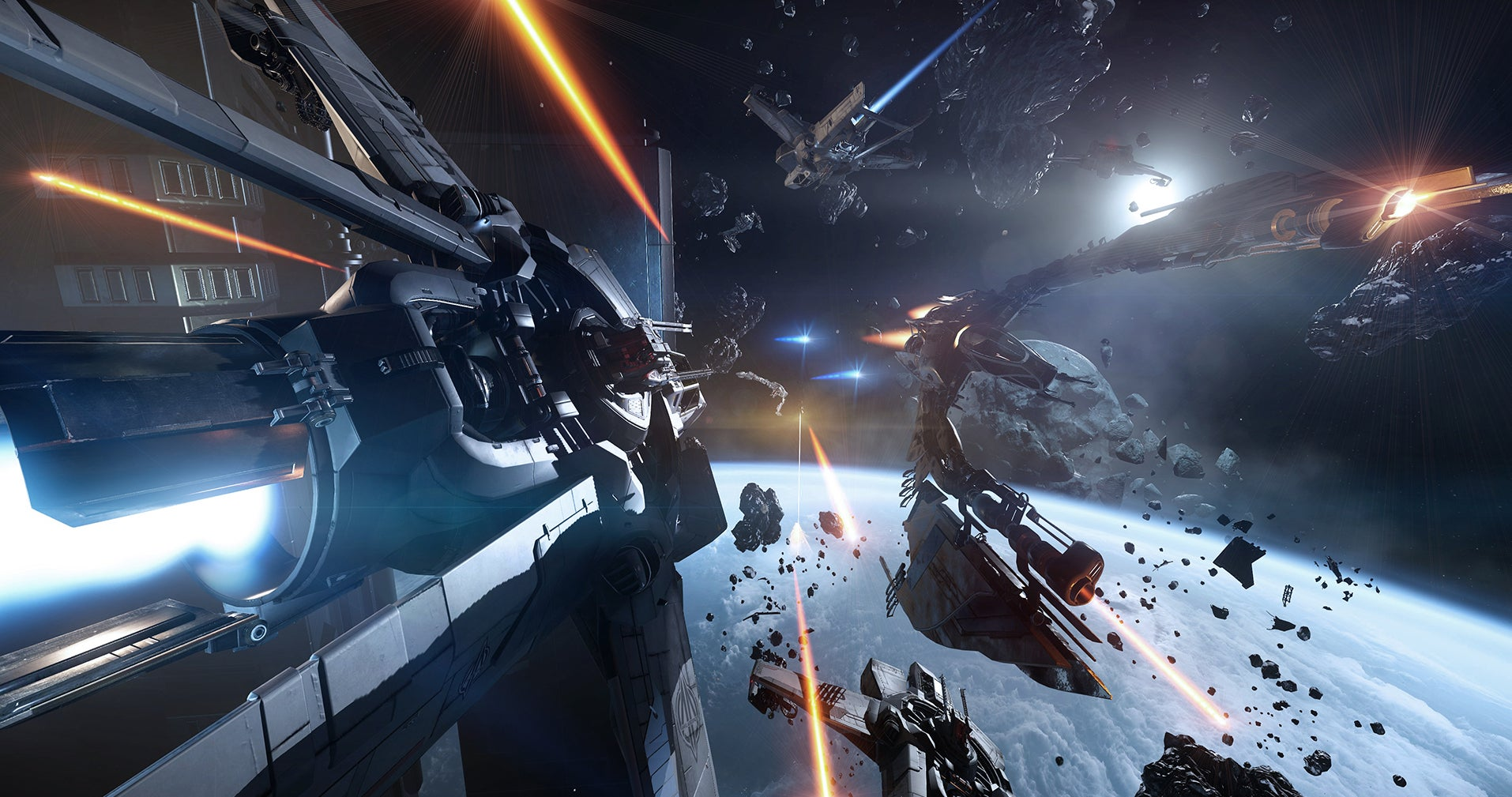 Crytek is suing the developers behind sci-fi title Star Citizen