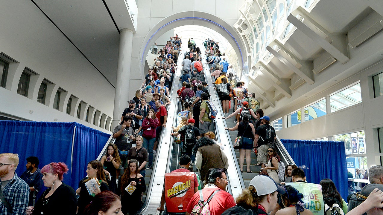 What Happens At Comic-Con And Why It's Awesome