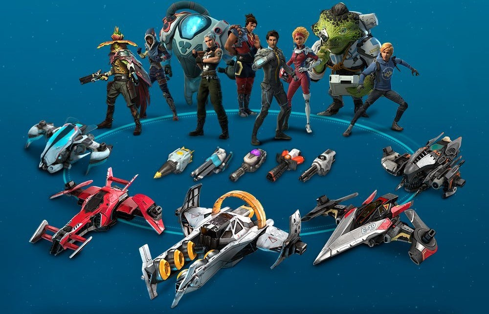 A Guide To All The Different Ways To Buy Starlink: Battle For Atlas