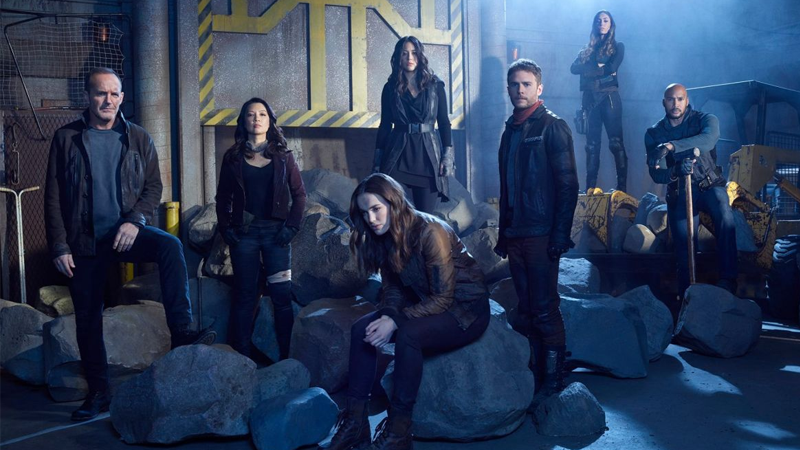 Marvel's Agents of SHIELD cast answer burning Season 5 questions