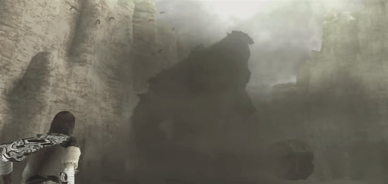 The First Shadow Of The Colossus Fight Is A Masterpiece