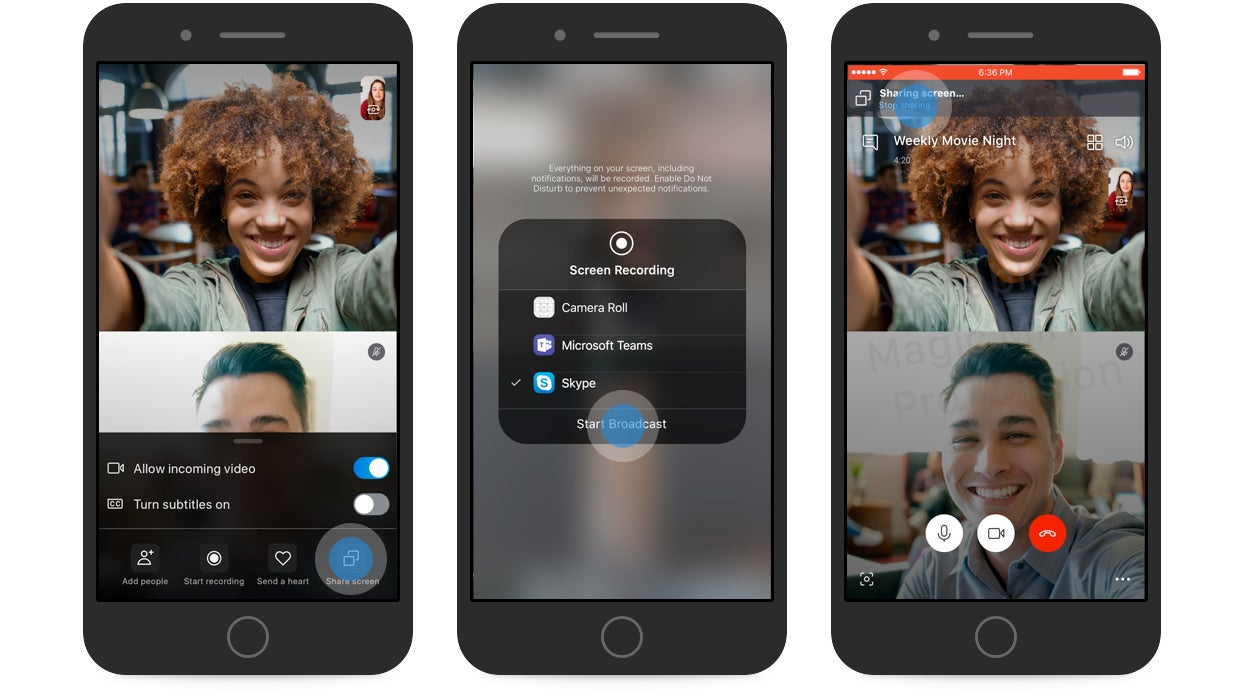 Skype's Latest Feature Will Help You Show Your Parents How To Use Their New Phone