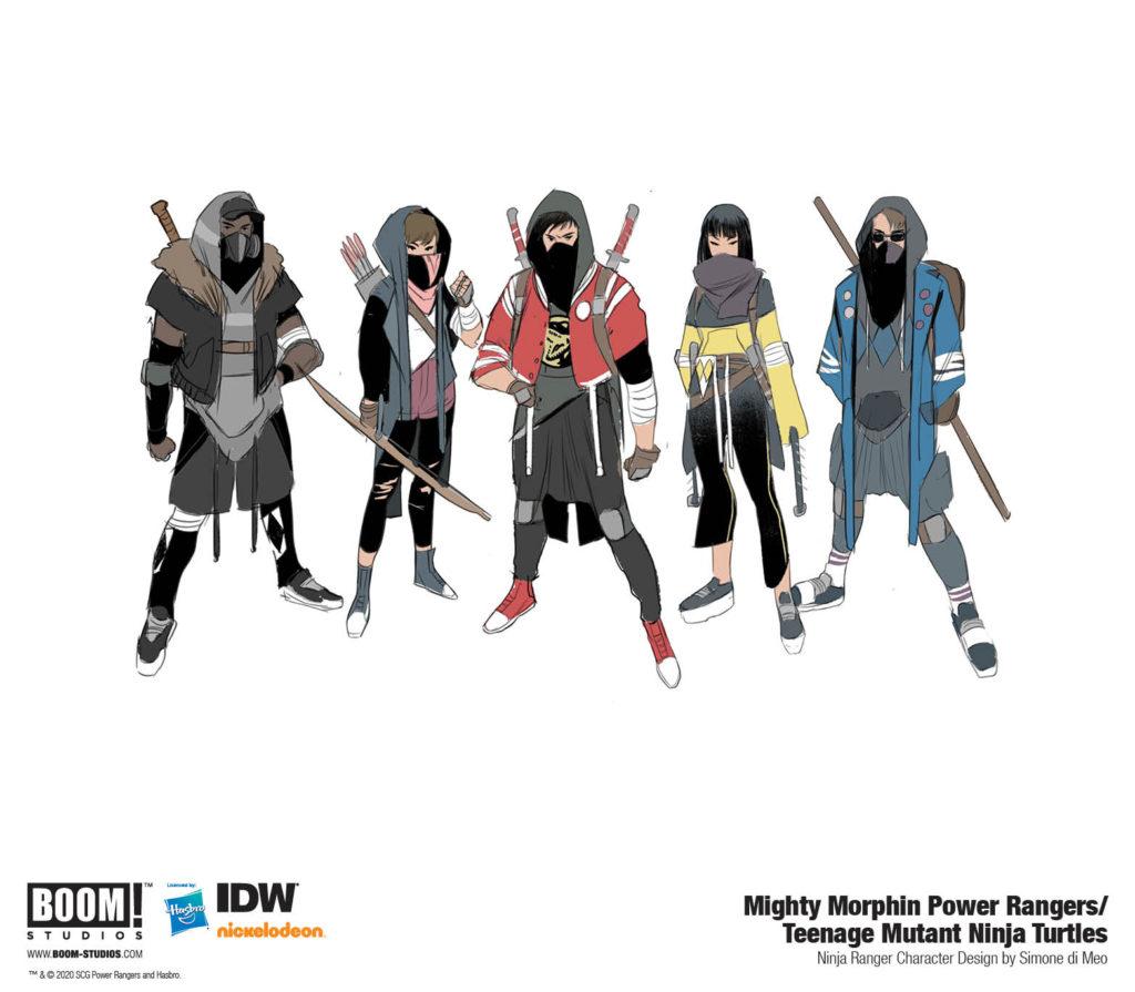 Image: IDW/Boom! Studios