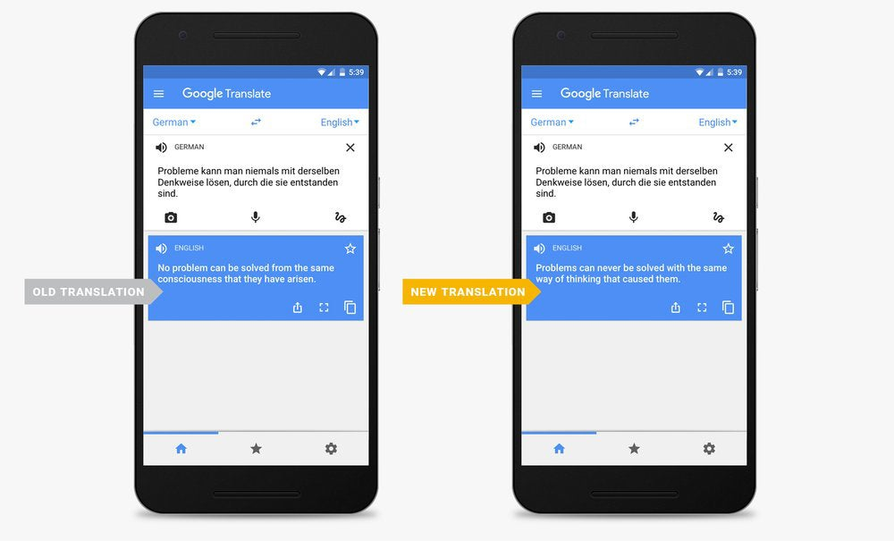 Google Translate Will Now Use Neural Learning To Make Even Better Translations