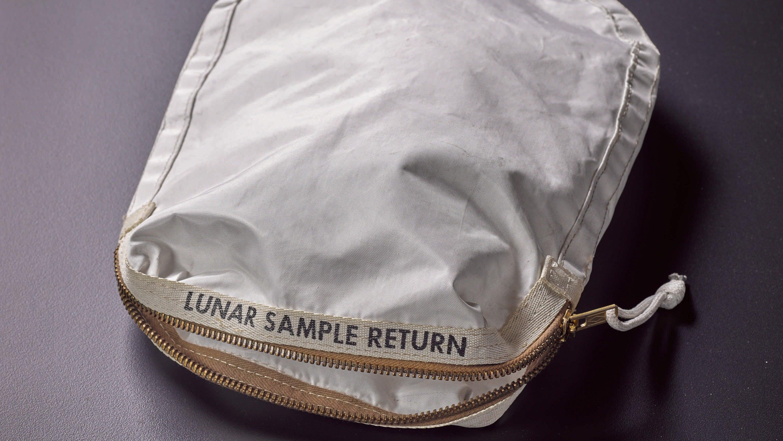 Woman Sues NASA For Allegedly Damaging Her Precious Apollo 11 Lunar Sample Bag