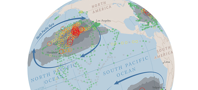 Scientists Are Mapping The Ocean's Plastic, Because 99% Is Missing