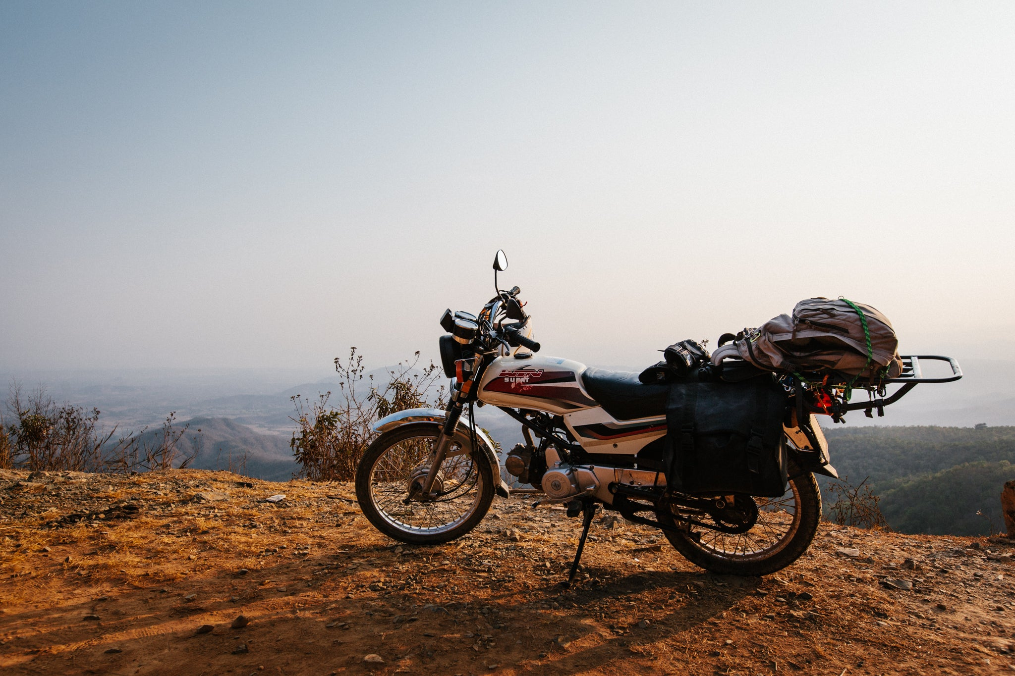 I'm Riding A $US450 Motorcycle Across Vietnam