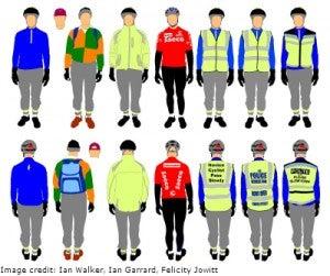 Toronto Blames Pedestrian Fashion Choices for Crashes