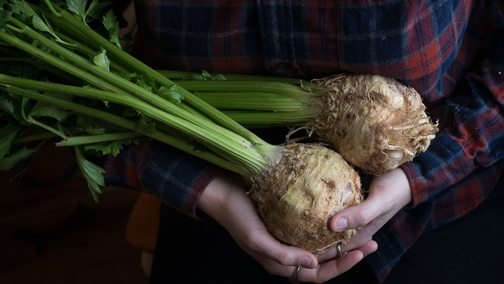 Celery Root Is The Key To This Fresh, Vibrant Coleslaw