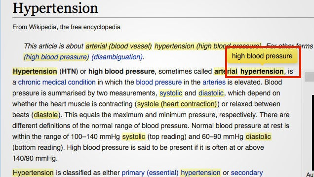 Medical Translator for Chrome Turns Medical Jargon Into Plain English