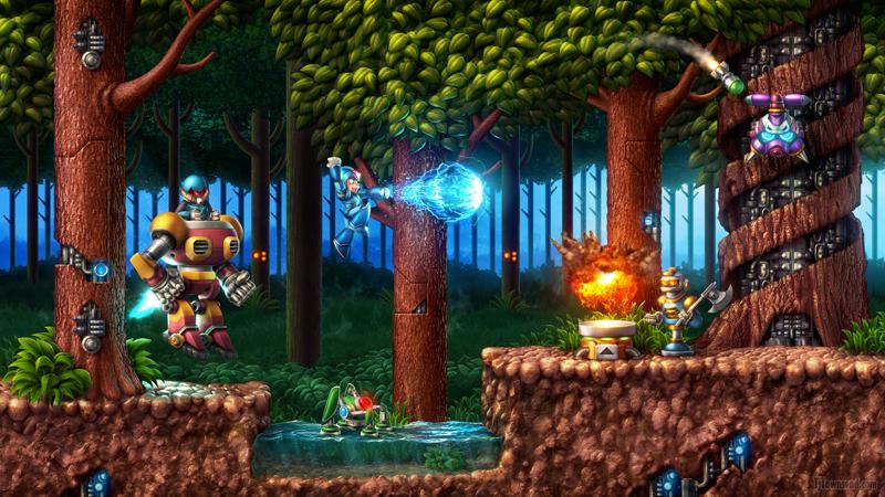 Mega Man X, Reimagined For Modern Times
