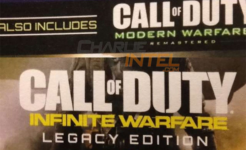 Call Of Duty 4 Remastered Apparently Confirmed With Poop Emoji