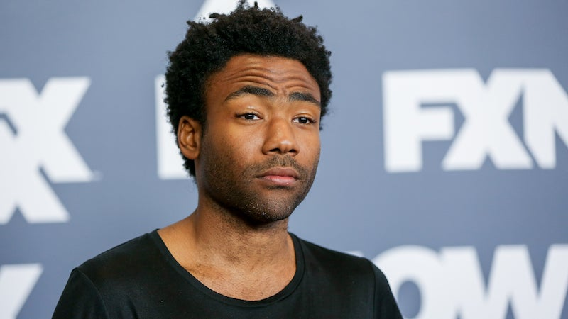Donald Glover Is Going to Be Young Lando in the Han Solo Movie