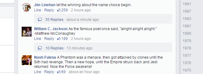 The Internet Reacts To Star Wars: The Force Awakens
