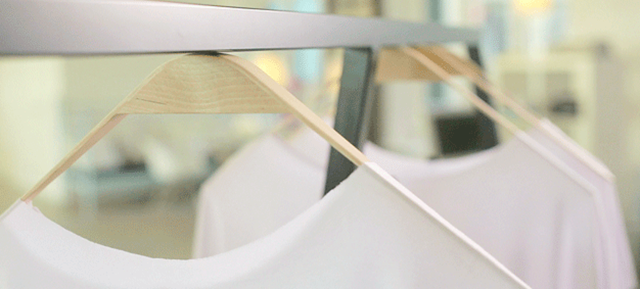 These Sleek Hangers Swap Hooks for Magnets