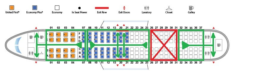 Where Is The Best Place To Sit On A Plane If It Crashes