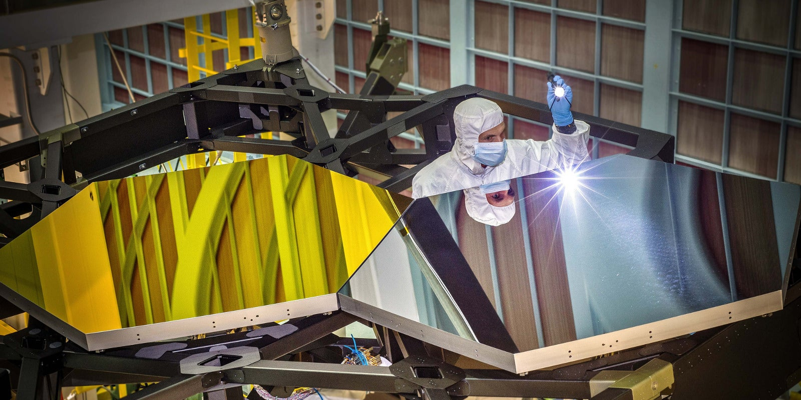 The James Webb Telescope Will Probe the Depths of Space From October 2018