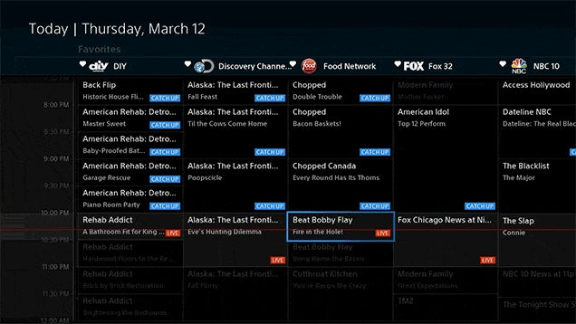 PlayStation Vue Review: Online TV Is Great, But It's Still Pretty Dumb