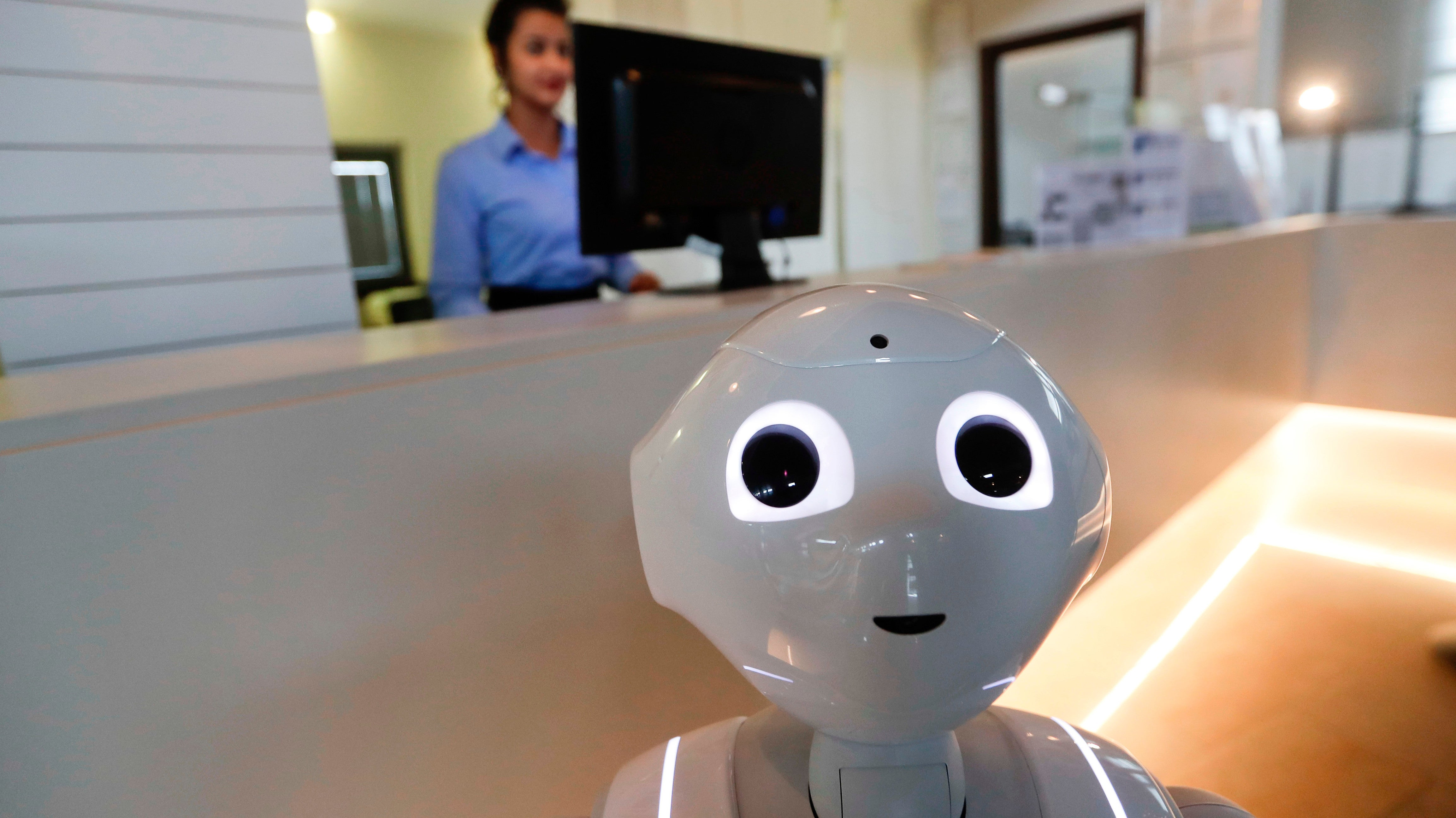 The Robots Are Coming For Our Jobs, Seller Of Automation Equipment Says
