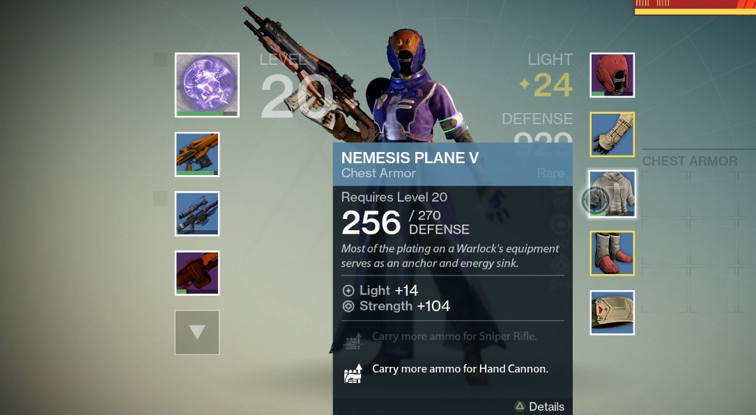 How To Go Beyond Level 20 In Destiny