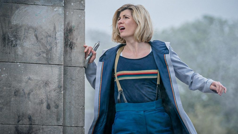 Steven Moffat Takes On Jodie Whittaker's Doctor In The Latest Doctor Who Short Story
