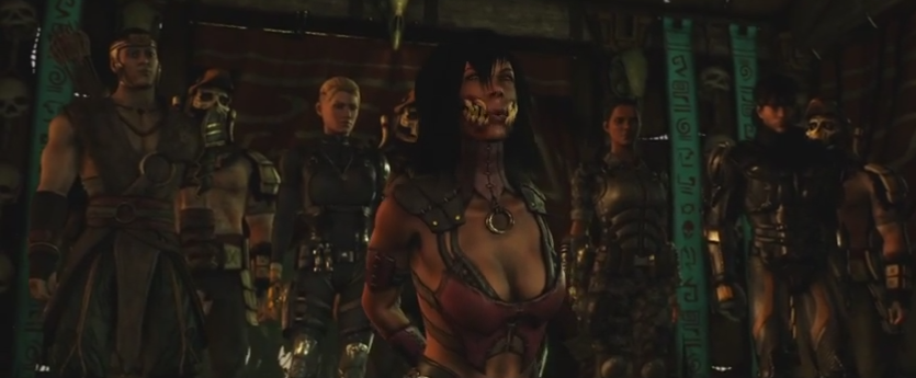 Here Is A Thing That Happens In Mortal Kombat X