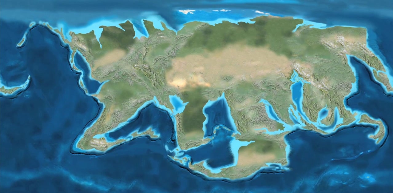 Scientists Reveal How Earth Would Look Like In 200 Million Years