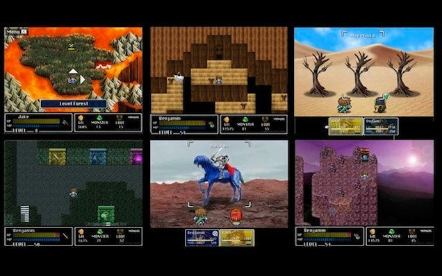 Fan-Made Final Fantasy Mystic Quest 'Remake' Seems Like A Scam