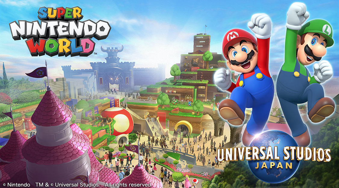Let's Check In With Universal Studios Japan's Super Nintendo World