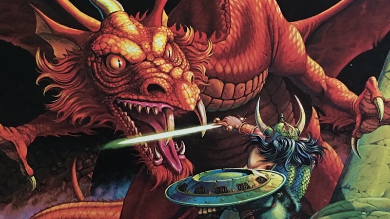 Beauty Is in the (Many) Eyes of the Beholder In a New Dungeons & Dragons Art Documentary
