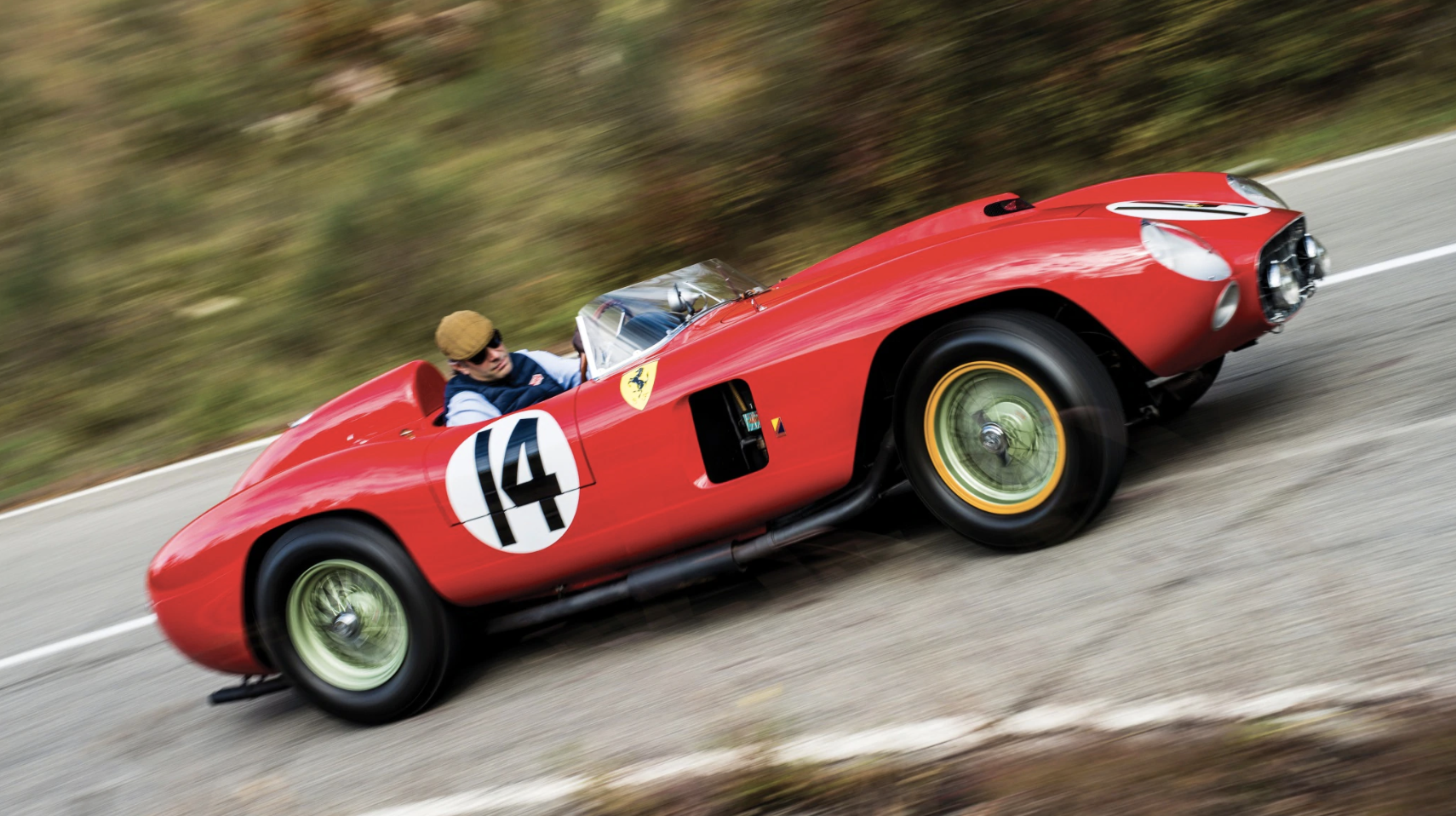 Another Day Another 1956 Ferrari 290 MM Selling For $31 Million