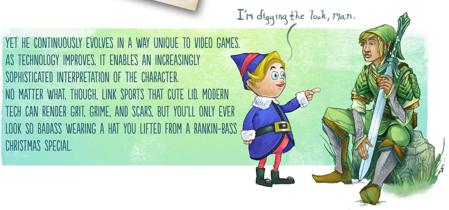 An Ode to Link's Hat