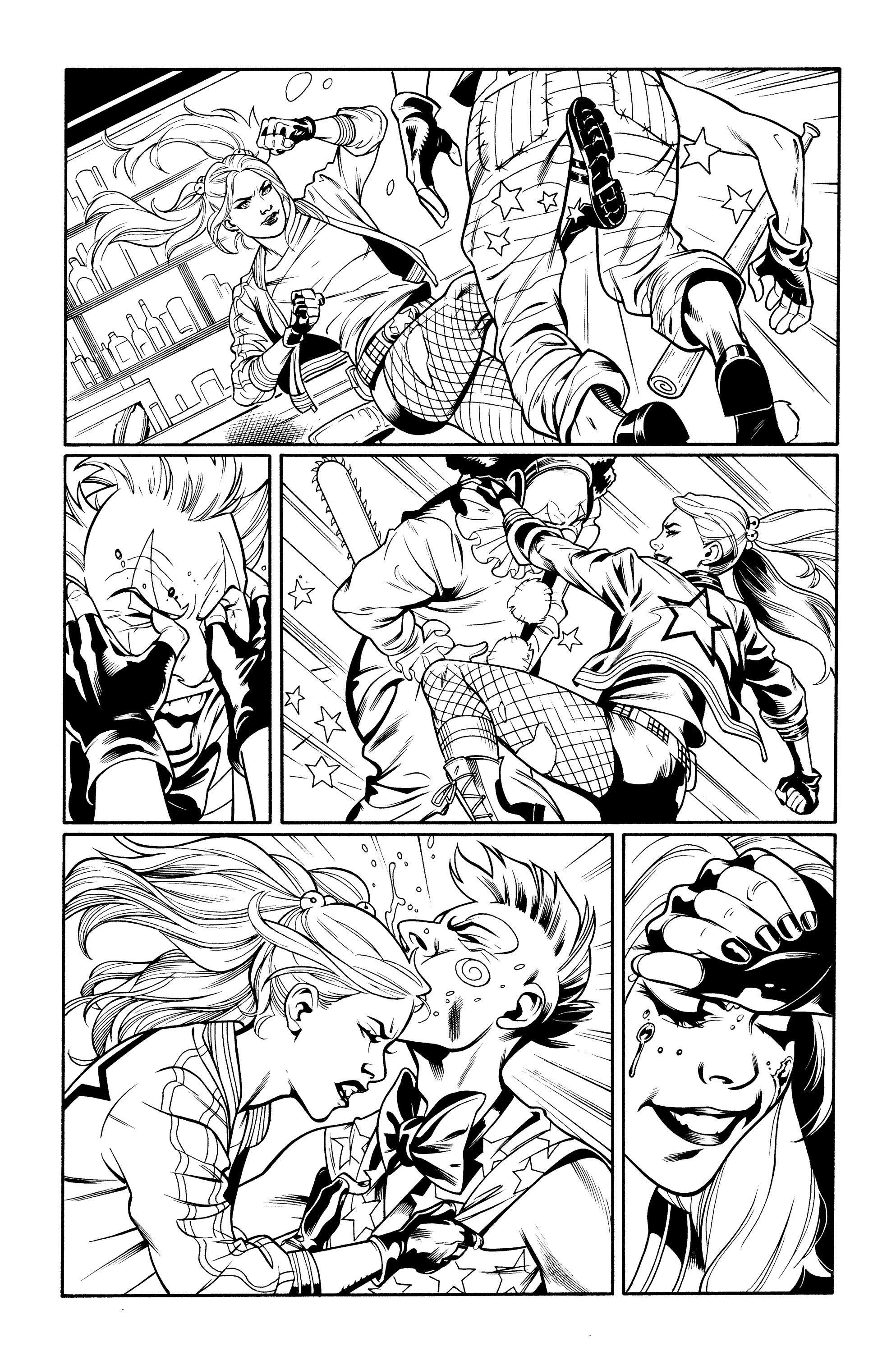 Image: Emanuela Lupacchino, Ray McCarthy, and Nicholas Filardi., DC Comics