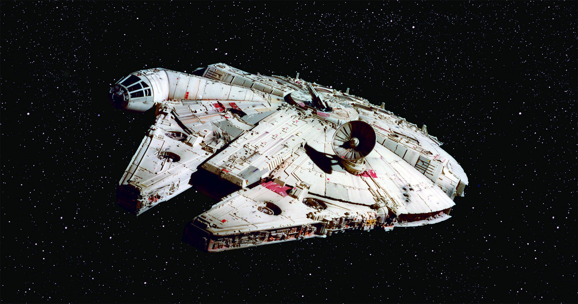Pour One Out For A Lucasarts Millennium Falcon Simulator