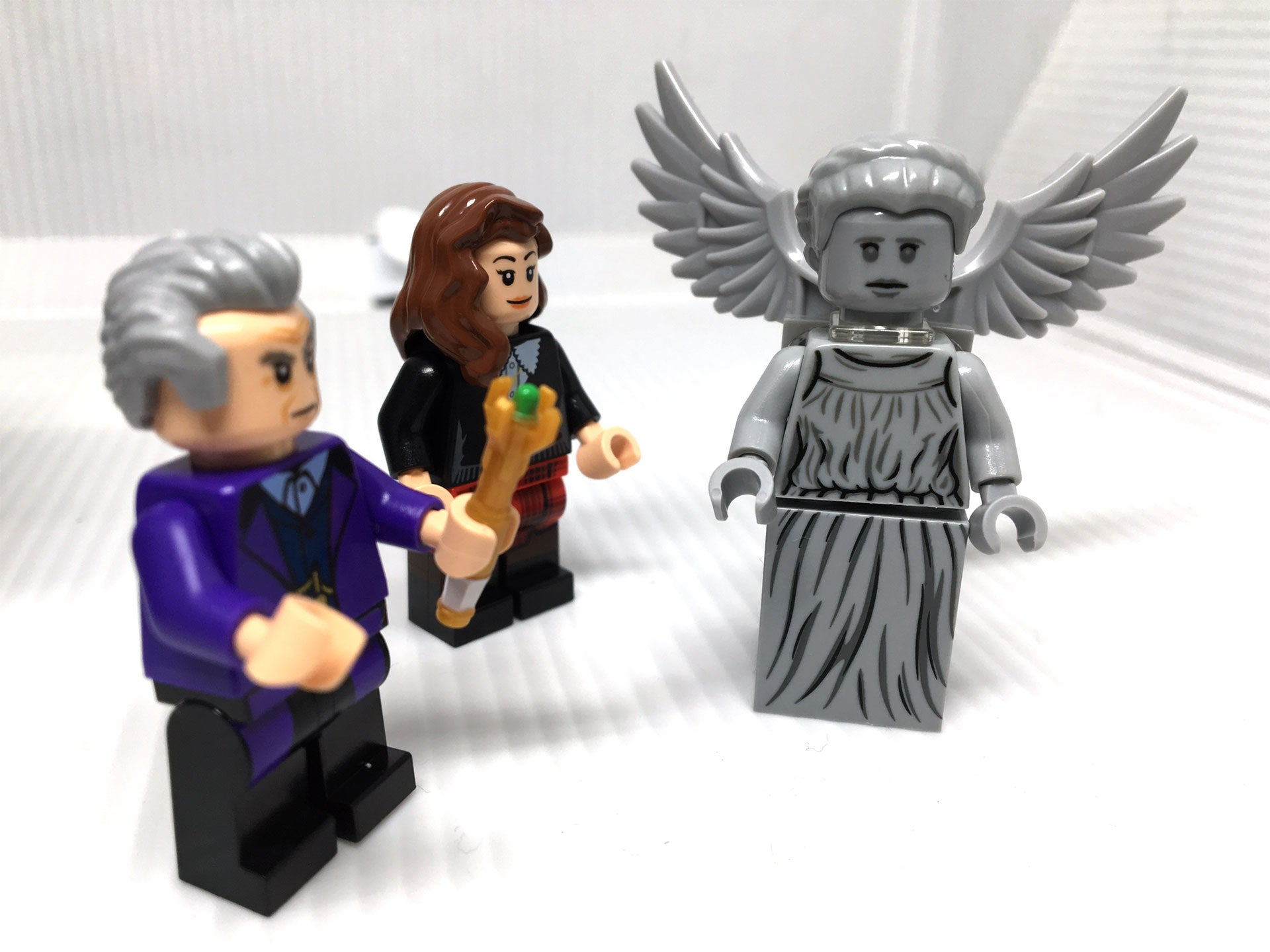 The Doctor Who LEGO Set: What Took You So Long, Old Man?