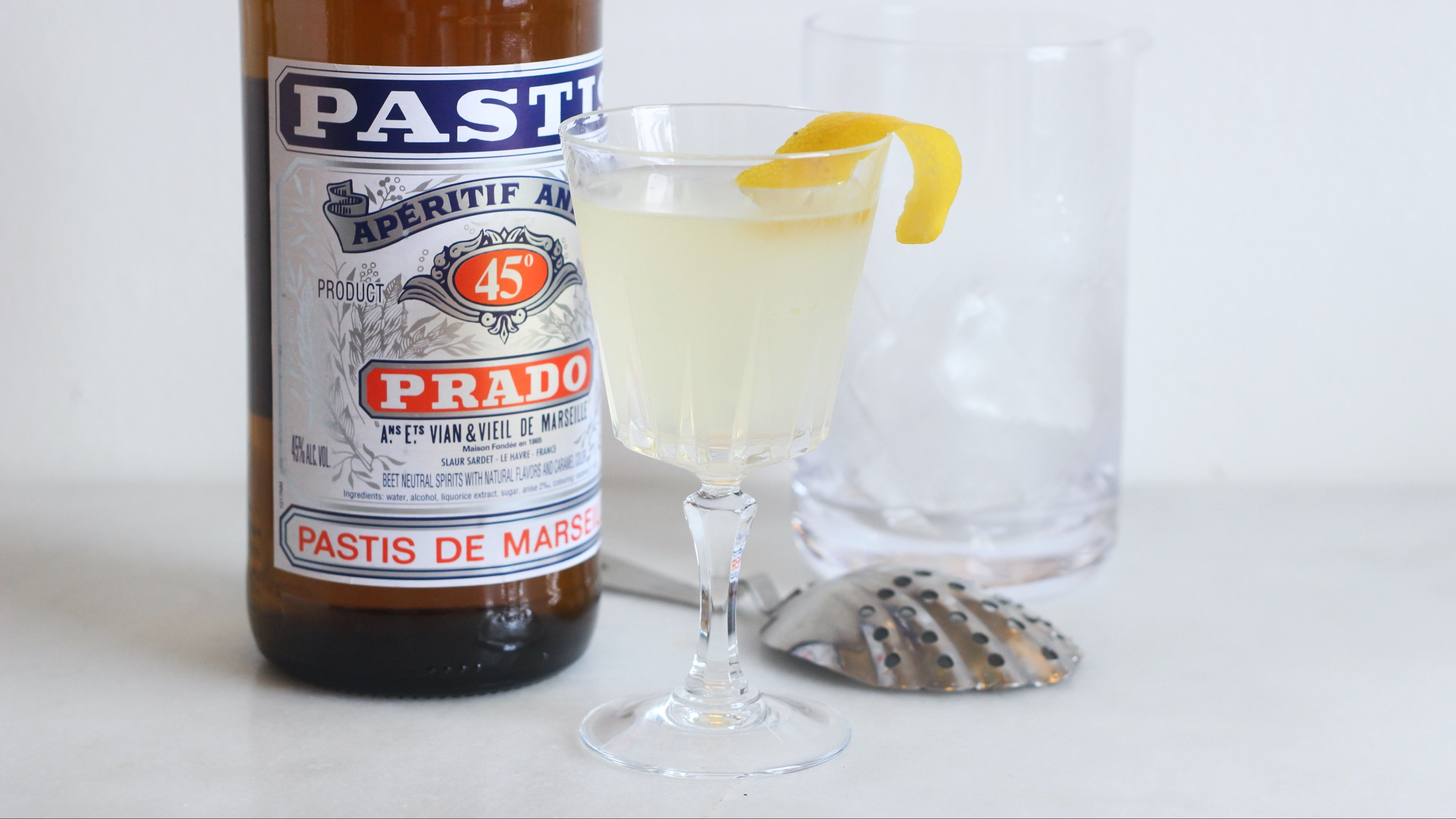 Add A Little Pastis To Your Vesper In Honour Of Melissa Kirsch