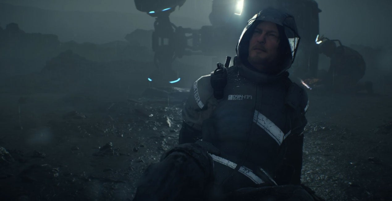 Death Stranding's New Trailer Shows A Baby Inside Norman Reedus