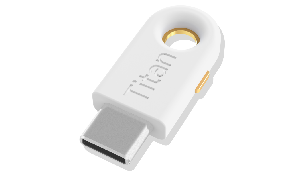 Google Buries The Hatchet With Yubico, Brings Physical Security Keys With USB-C